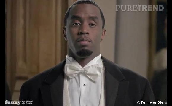 """Sean Combs alias P. Diddy annonce sa venue dans la série """"Downton Abbey"""" : info ou canular de la part du site Funny or Die ?"""