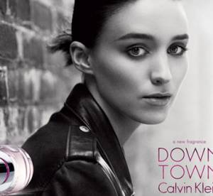 Rooney Mara : nouvelle egerie magnetique des parfums Calvin Klein