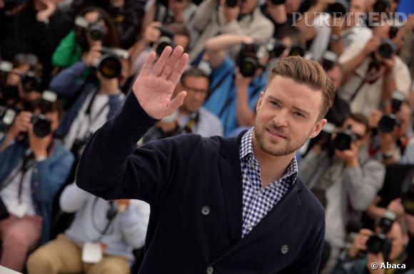 Justin Timberlake est au Festival de Cannes 2013 !