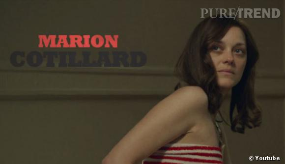 "Marion Cotillard dans ""Blood Ties""."