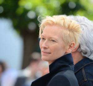 Cannes 2013 : Tilda Swinton, vampirique chic pour ''Only Lovers left alive''