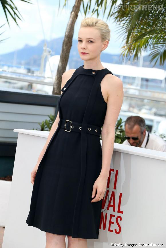 L'actrice Carey Mulligan fête ses 28 ans le 28 mai 2013.