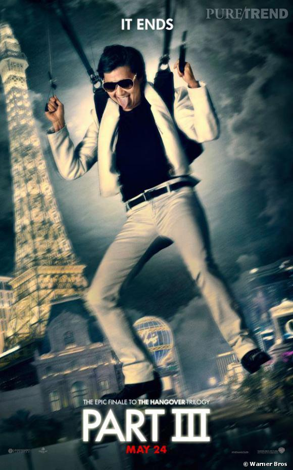 """Very Bad Trip 3"" Mister Chow en pleine action !"