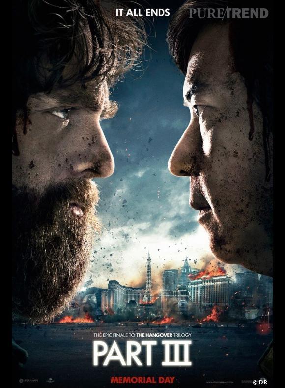 L'affiche de Very Bad Trip 3 donne le ton : l'épisode final sera explosif !