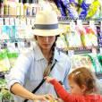 Jessica Alba soigne le look de ses filles, notamment son aînée, Honor Marie qui est très chic.