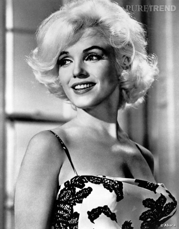 Fantasme ambulant, Marilyn Monroe, c'est la muse beauté par excellence.