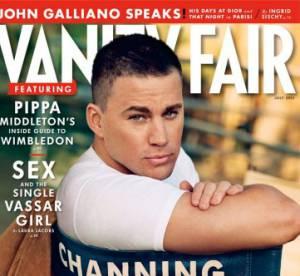 Channing Tatum : l'interview confidence du jeune papa a Vanity Fair