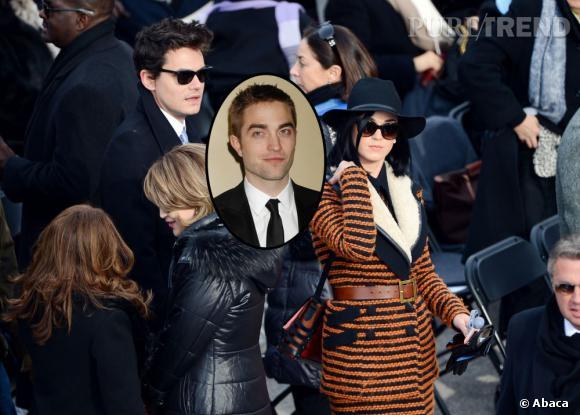 Robert Pattinson, Katy Perry et John Mayer, le nouveau triangle amoureux d'Hollywood ?