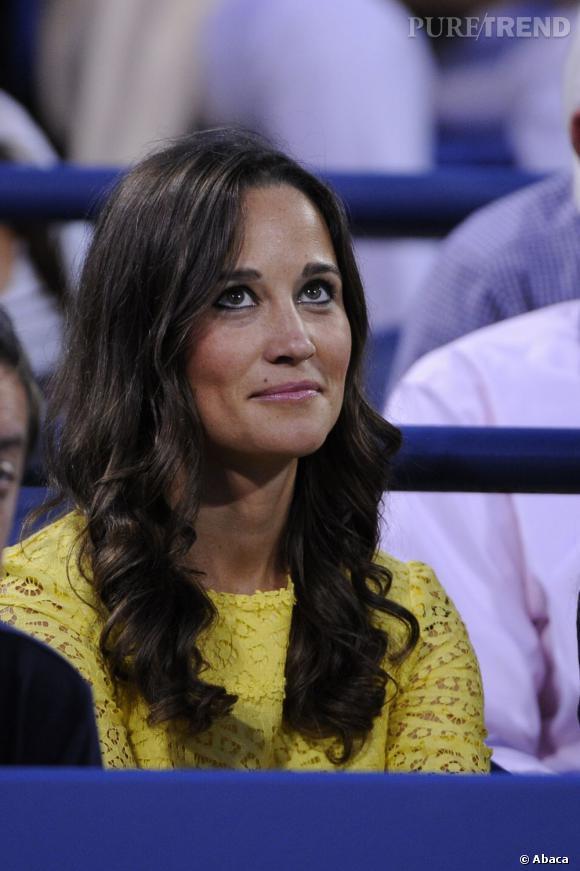 Pippa Middleton, grande fan de tennis, a ouvert sa rubrique sur Vanity Fair en parlant de ses souvenirs de Wimbledon.