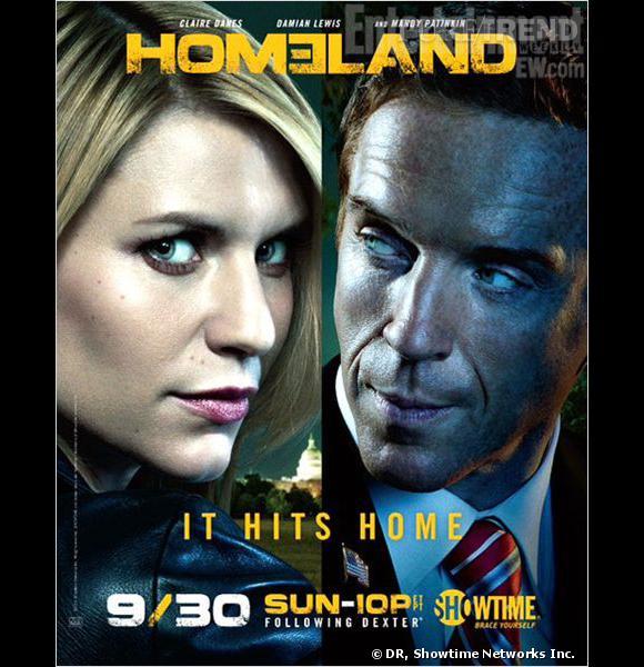 """""""Homeland"""" saison 2 : une série riche en retournements de situation !"""