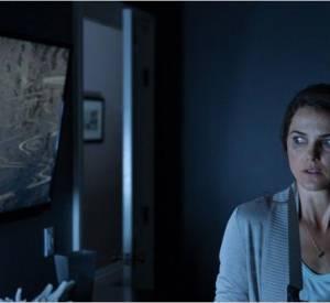 """Dark Skies"" avec Keri Russell, au cinéma le 26 juin."