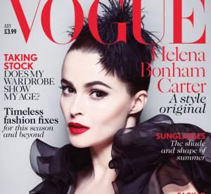 Lone Ranger : Helena Bonham Carter n'a pas la langue dans sa poche pour Vogue UK