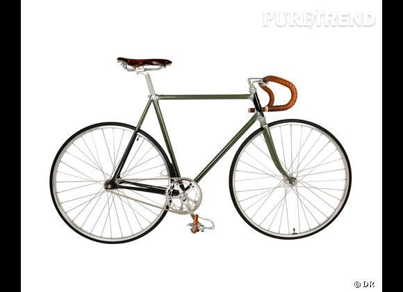 Fête des pères 2013 : notre sélection de cadeaux hype !    Vélo Melinda Gloss x Heritage Paris, 8000 € chez colette