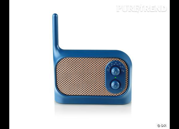 Fête des pères 2013 : notre sélection de cadeaux hype !    Radio et enceinte MP3 Lexon, 59 €