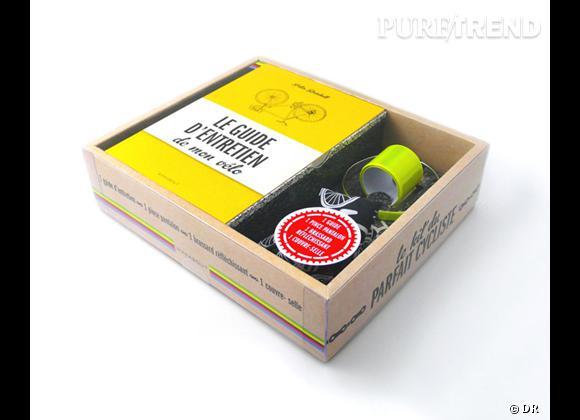 Fête des pères 2013 : notre sélection de cadeaux hype !    Kit du parfait petit cycliste, éditions Marabout, 12,90 €