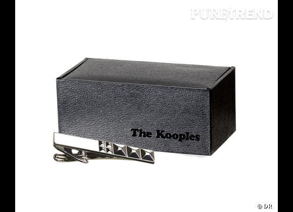 Fête des pères 2013 : notre sélection de cadeaux hype !    Pince cravate, The Kooples, 75 €