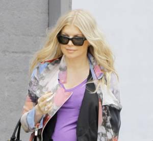 Fergie, son baby bump facon myrtille... Le flop mode