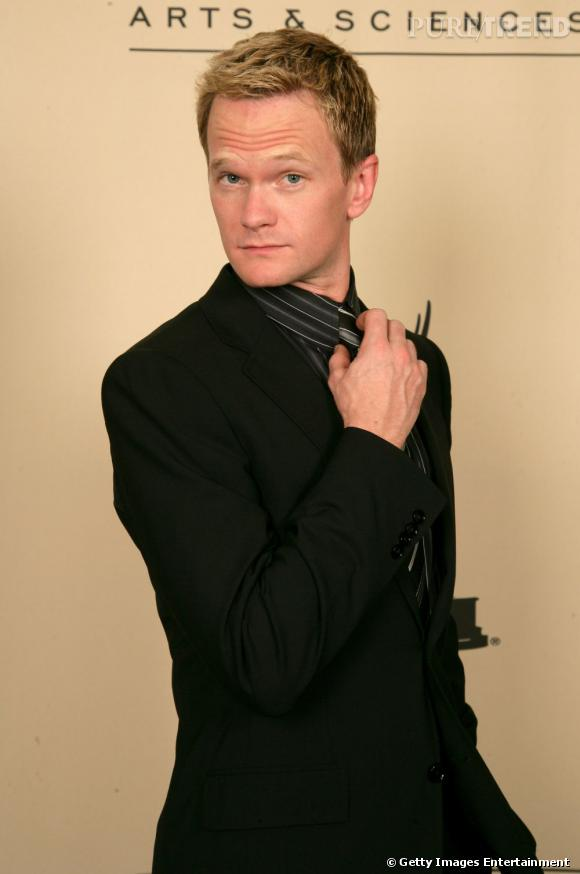 Neil Patrick Harris, métamorphose en Barney Stinson en 2006.
