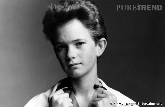 Neil Patrick Harris, comme un petit air de Barney Stinson quand il jouait dans Docteur Doogie.