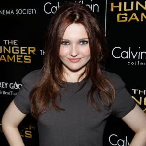 Abigail Bresling, 50 000 dollars sur son compte si elle gagne un Oscar.