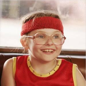 """Abigail Breslin dans """"Little Miss Sunshine"""" : un rôle qui lui a valu une nomination à l'Oscar du meilleur second rôle."""