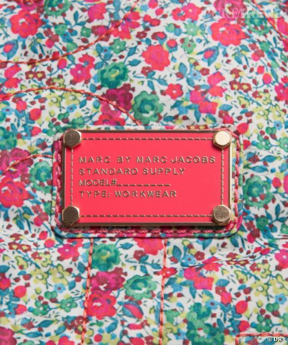 Must have : Marc by Marc Jacobs x Liberty, la collaboration fleurie Imprimé Liberty Emma & Georgina
