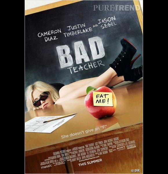"""""""Bad Teacher"""", avec Cameron Diaz, Justin Timberlake et Jason Segel, pourrait bien avoir une suite !"""