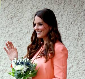 Kate Middleton : regime et yoga pour la future maman