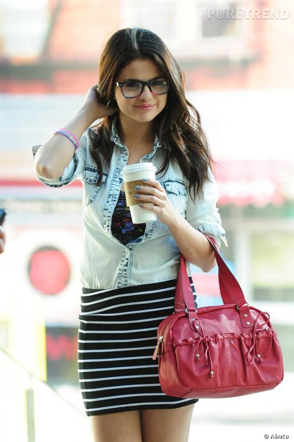 La jeune Selena Gomez retrouve ses années lycée.