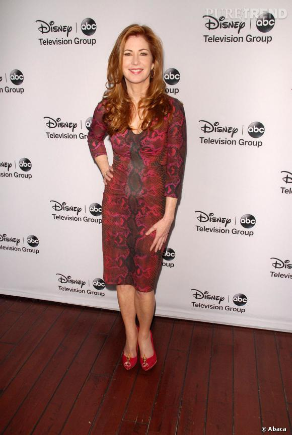 """Dana Delany a brillament réussi sa transition entre """"Desperate Housewives"""" et """"Body of Proof""""."""