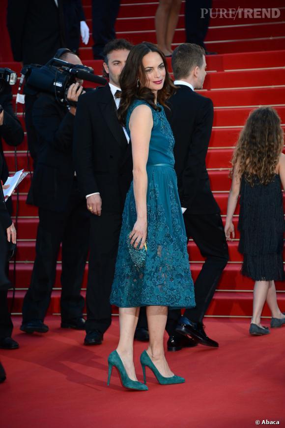 Bérénice Béjo fête ses 37 ans aujourd'hui.
