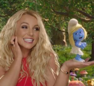 Britney Spears : ses fils en guest dans le clip ''Ooh La La'' des Schtroumpfs 2