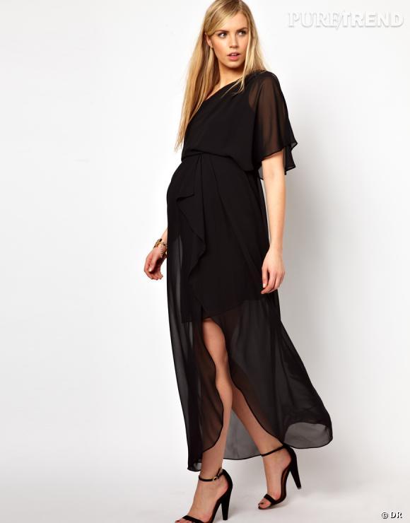 Enceinte et stylée cet été : nos must have Robe longue asymétrique Asos Maternity, 39,10 € Plus d'Asos Maternity sur www.asos.fr