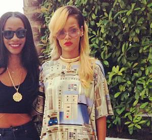 Rihanna vs le podium : l'ensemble graphique Givenchy collection Homme