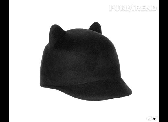 tendance stars adoptez la casquette casquette oreilles de chat