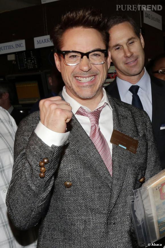 Robert Downey Jr. est l'acteur le mieux payé à Hollywood ! Il a gagné 75 millions de dollars entre juin 2012 et juin 2013.