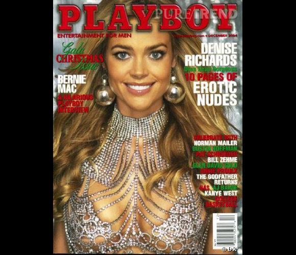 Denise Richards nue dans Playboy en 2004, cela a fait beaucoup de bruit. Son cachet ? Deux millions de dollars, rien que ça !