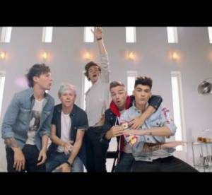 One Direction : Best Song Ever, un clip totalement fou pour leurs 3 ans de carriere !