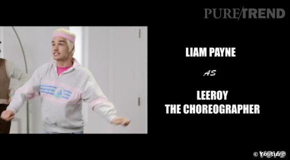 Liam Payne, un chorégraphe au look incroyable.