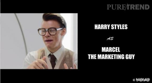 Harry Styles n'a pas peur d'égratigner son image de sex symbol.