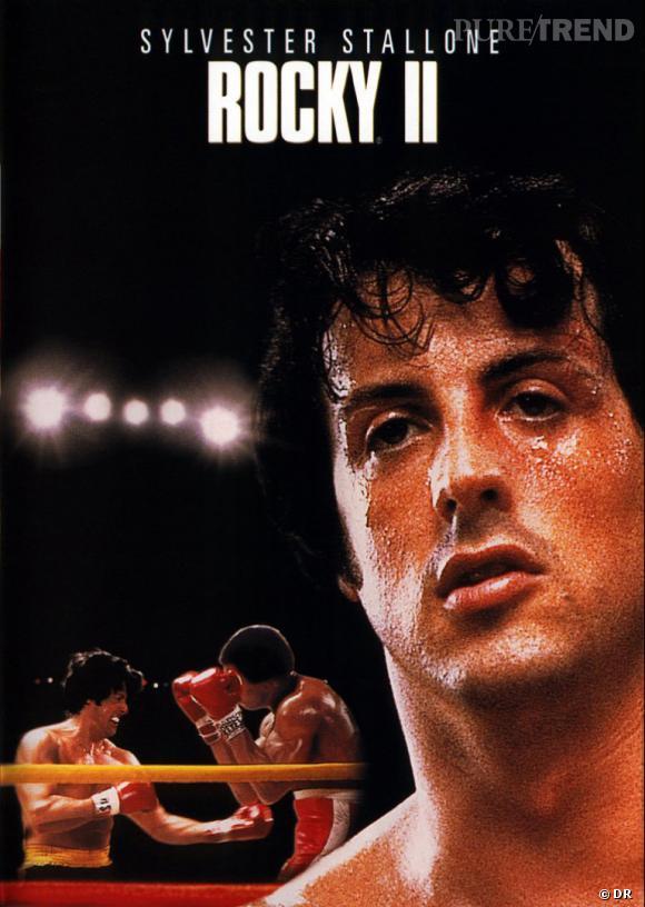 """En 1979 sort """"Rocky II"""", toujours avec Sylvester Stallone."""