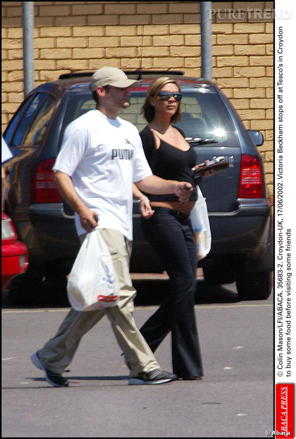 Stars enceintes : le flop Victoria Beckham.