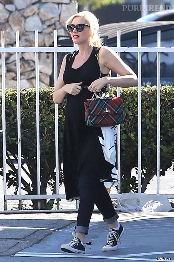 Stars enceintes : le flop Gwen Stefani.