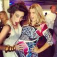 Fergie et sa babyshower... avec une drag-queen !