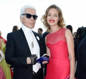 Natalia Vodianova, Charlene de Monaco, Karl Lagerfeld... Le Love Ball 2013