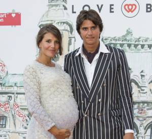 Margherita Missoni, l'héritière Missoni, et son mari Eugenio Amos au Love Ball 2013.