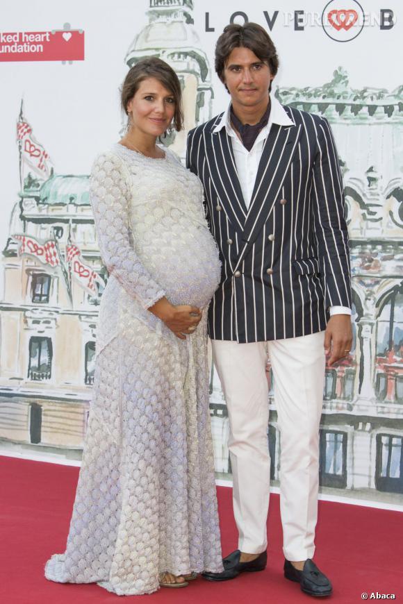 Margherita Missoni, l'héritière Missoni, et son mari Eugenio Amos au Love Ball 2013.