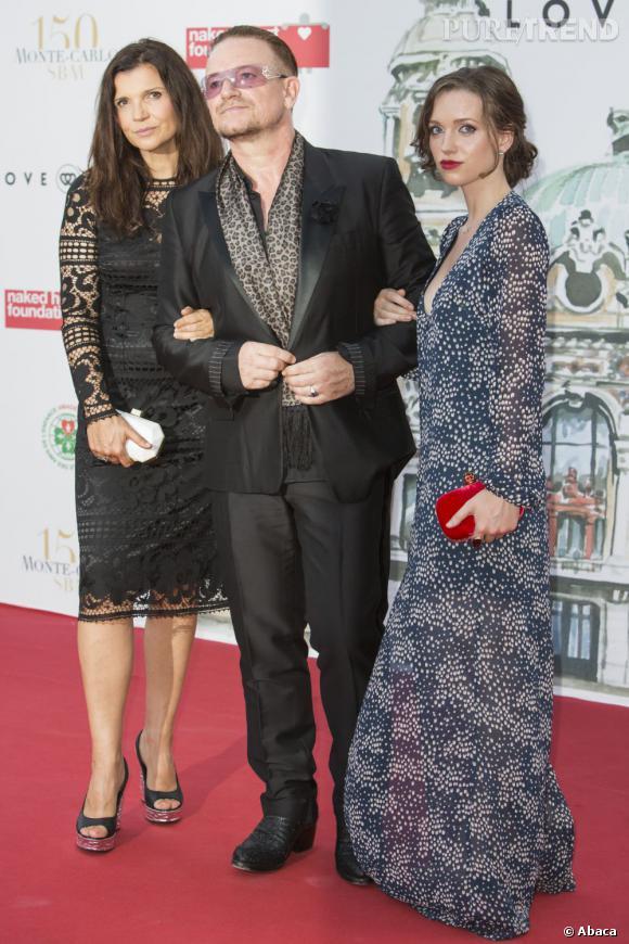 Bono 2013 wife