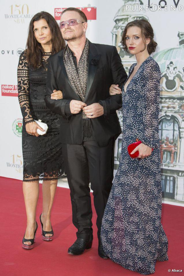 Bono and Ali Hewson | Ali hewson, Bono, Celebrity couples