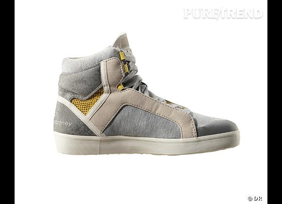 Comme les stars adoptez les baskets !    Baskets Adidas by Stella McCartney, 100 €